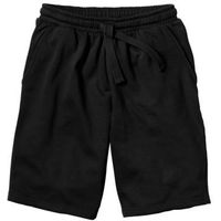 Szorty dresowe regular fit czarny marki Bonprix