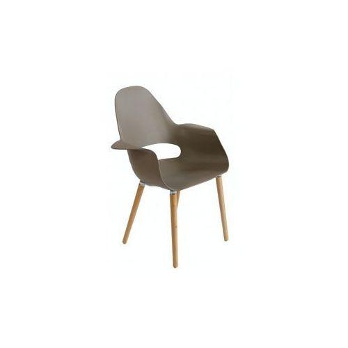 Krzesło malaga brown marki Malo design