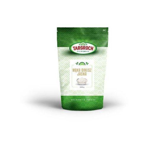 Tar-groch Mąka orkiszowa biała 1kg targroch (5903229001764)