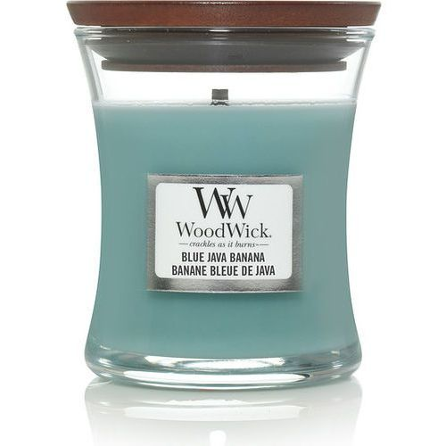 Woodwick Świeca core mała blue java banana