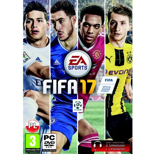 FIFA 17 z kategorii [gry PC]