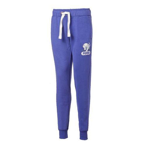 Spodnie Męskie Ath-Sweat Puma 83067937, bawełna