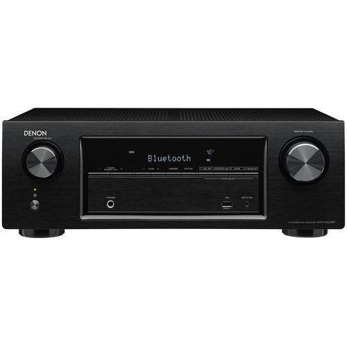 Amplituner DENON AVR-X520BT Czarny z kategorii Amplitunery stereo i AV