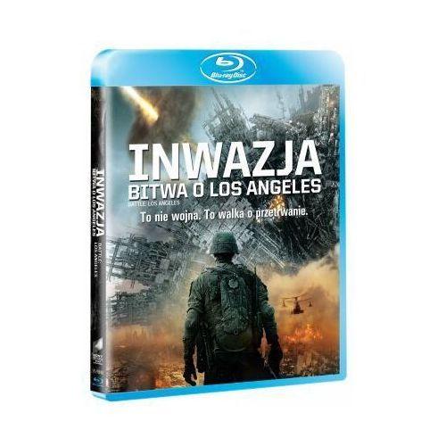 Inwazja: Bitwa o Los Angeles (Blu-Ray) - Jonathan Liebesman (5903570067334)