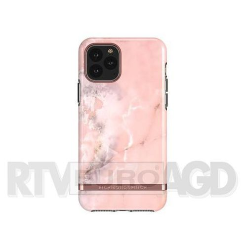 Richmond & finch pink marble - rose gold iphone 11 pro (7350111350574)