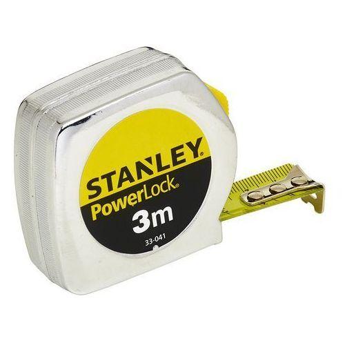 miara stalowa powerlock 5m x 19 mm marki Stanley