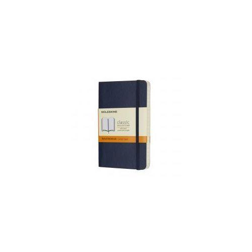 Moleskine Notatnik classic p linie, miękka oprawa, szafirowy (8055002854719)