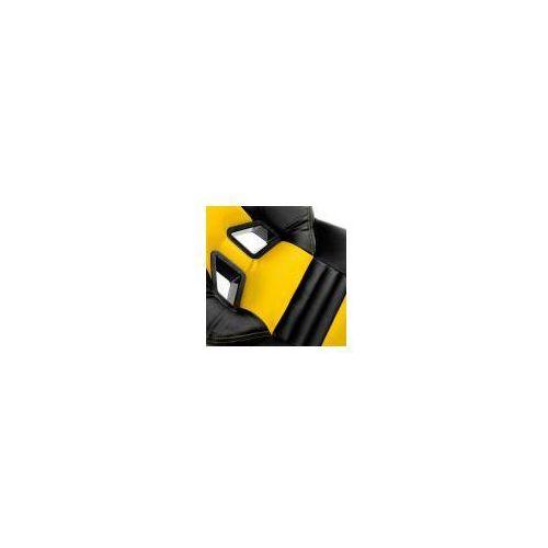 Fotel Arozzi Monza Żółto-czarny (MONZA-YL) Szybka dostawa! Darmowy odbiór w 20 miastach! - produkt z kategorii- Pozostałe gry i konsole