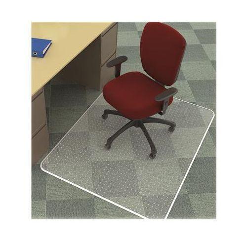 Mata pod krzesło Q-CONNECT, na dywany, 150x120cm, prostokątna, KF15899