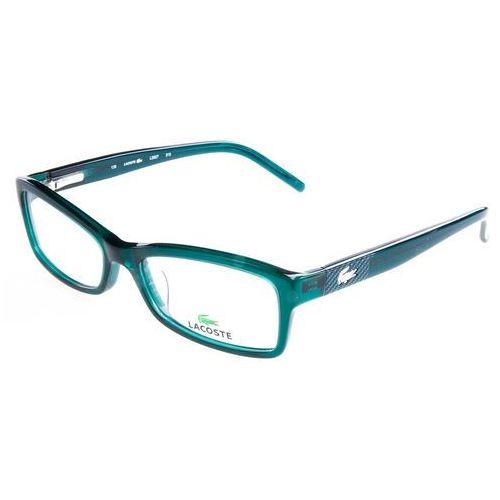 Lacoste l 2657 315 Okulary korekcyjne + Darmowa Dostawa i Zwrot (9876543606952)