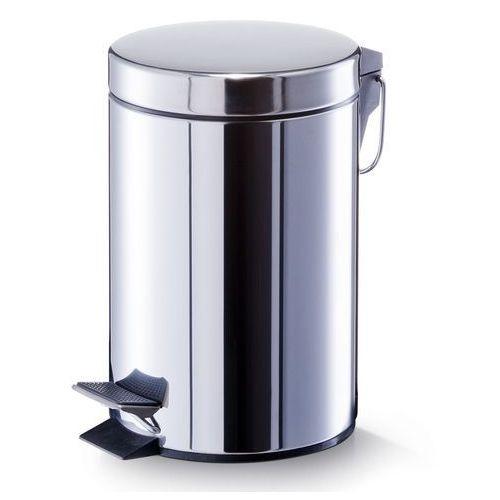 Zeller Kosz na śmieci 3l inox (4003368184340)