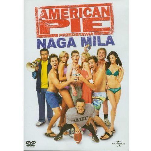 OKAZJA - Tim film studio American pie. naga mila (dvd) - erik lindsay od 24,99zł darmowa dostawa kiosk ruchu (5900058118595)