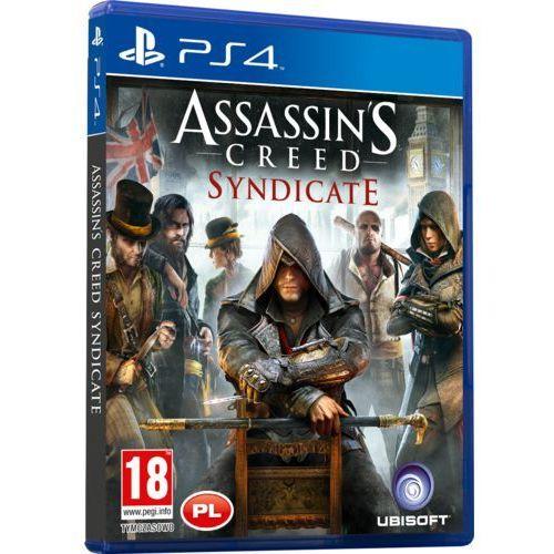 Assassin's Creed Syndicate z kategorii [gry PS4]