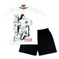"Męska piżama Avengers ""Captain America"" krótka XL"