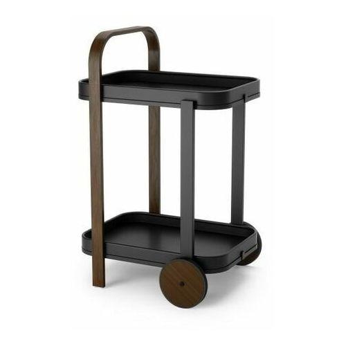 Bellwood wózek do serwowania czarny/orze alny