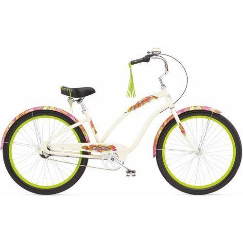 """Rower  sans souci 3i bieg (26"""") kremowy 514162 marki Electra"""