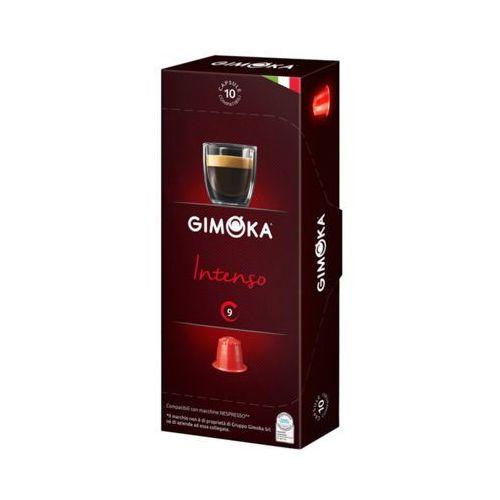 10szt intenso nespresso włoska kawa w kapsułkach marki Gimoka