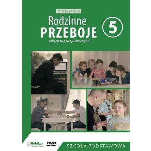 Rodzinne przeboje - 5 filmów do WDŻ dla 8 klasy SP (Płyta DVD)