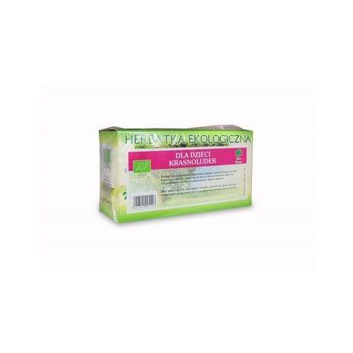 Dary natury Dla dzieci krasnoludek 20x2g - ekologiczna herbatka ekspresowa