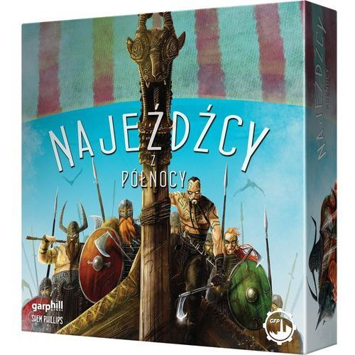 Games factory publishing Najeźdźcy z północy (5906395371129)