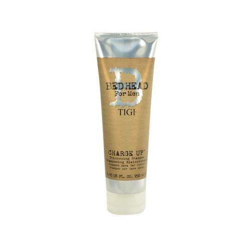 bed head men charge up szampon do włosów 250 ml dla mężczyzn marki Tigi