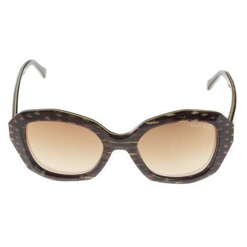 Roberto cavalli alanthfar okulary przeciwsłoneczne brązowy uni