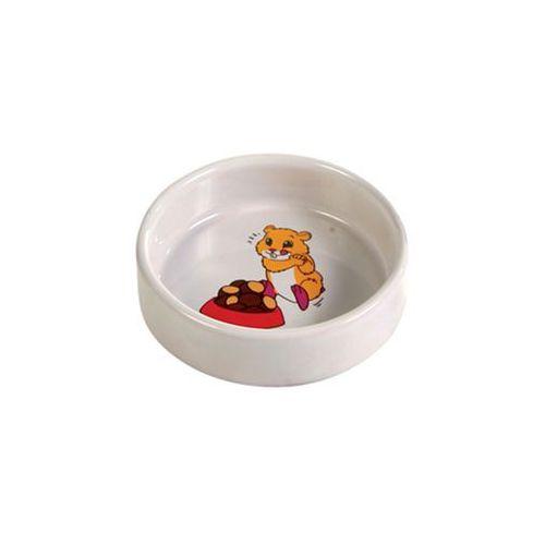 miska ceramiczna dla chomika 100 ml- rób zakupy i zbieraj punkty payback - darmowa wysyłka od 99 zł marki Trixie