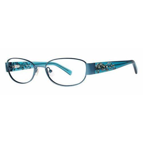 Okulary korekcyjne garland 2 teal marki Vera wang