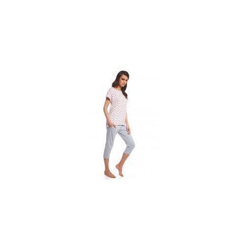 Bawełniana piżama damska 055/106 cindy, Cornette