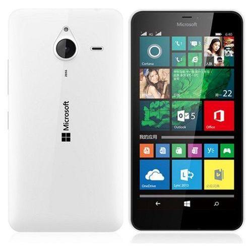 Obudowa Ultra Slim Microsoft Lumia 640 XL Przezroczysta