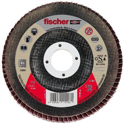 Fischer Tarcza do czyszczenia stalowych elementów ffd-ap 125 k40 inoxinox (4048962112924)