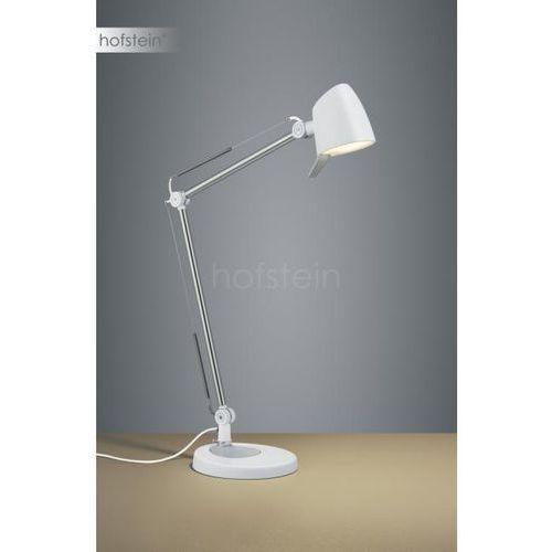Trio RADO Lampa stołowa LED Biały, 1-punktowy - Przemysłowy - Obszar wewnętrzny - RADO - Czas dostawy: od 3-6 dni roboczych