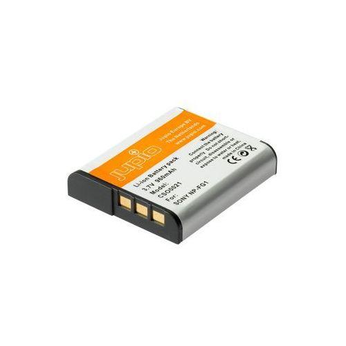 Akumulator JUPIO CSO0021 Sony NP-FG1