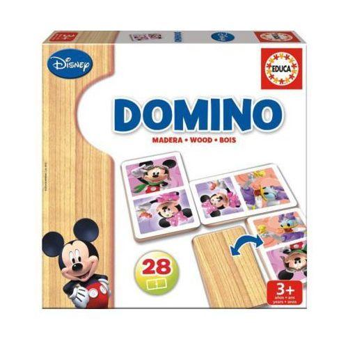 OKAZJA - Domino Drewniane, Mickey i Minnie
