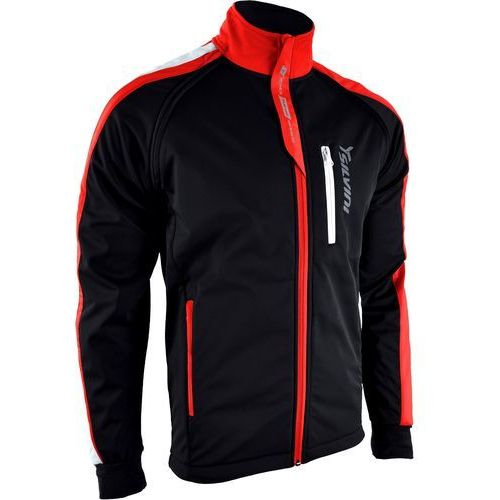 Silvini kurtka softshell Mutta MJ426 Black-Red XL (8596016008205)