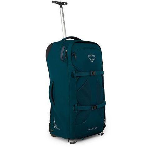 Osprey farpoint wheels 65 plecak mężczyźni, petrol blue 2020 torby i walizki na kółkach (0845136093096)