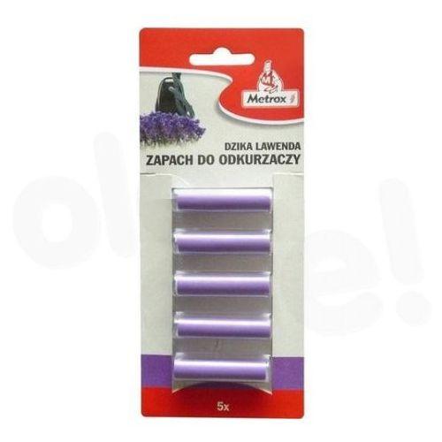Zapach METROX Zapach do odkurzaczy Dzika lawenda 5 szt. (5908230160165)