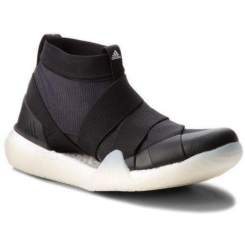 Buty - pureboost x trainer 3.0 ll ap9874 cblack/crywht/carbon marki Adidas