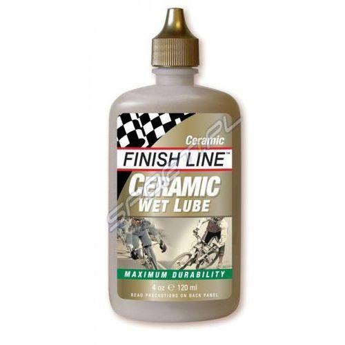 Olej ceramic wet lube syntetyczny 120ml butelka plastikowa marki Finish line