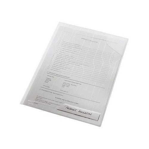 Folder a4  combifile przezroczysty, 5szt. 47260003 marki Leitz
