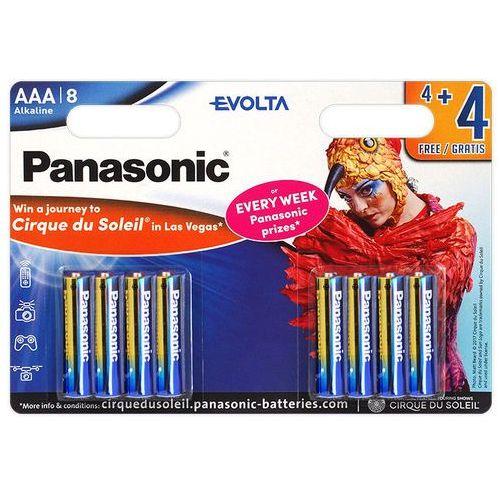 8 x evolta lr03/aaa (blister) marki Panasonic