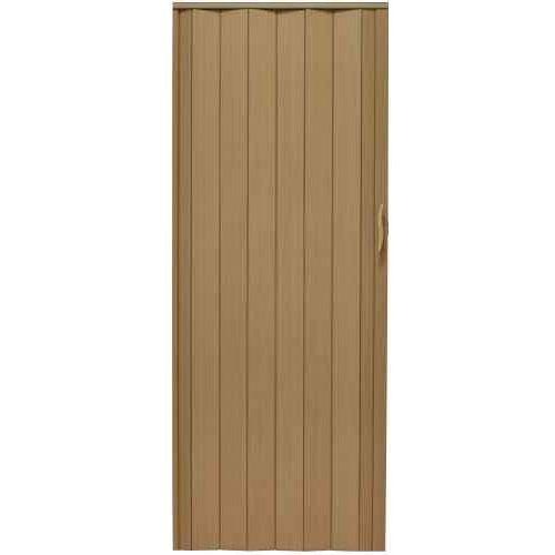 Drzwi Harmonijkowe 001P 32 Olcha Mat 80 cm