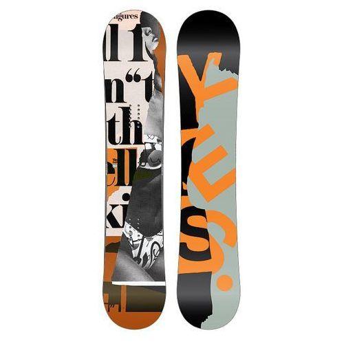 snowboard YES - Public (MULTI) rozmiar: 152W, towar z kategorii: Deski snowboardowe
