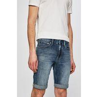 - szorty jeansowe marki Calvin klein jeans