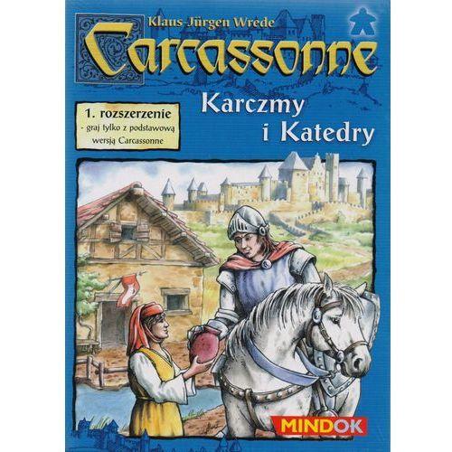 Carcassonne: Karczmy i Katedry (8595558307012)