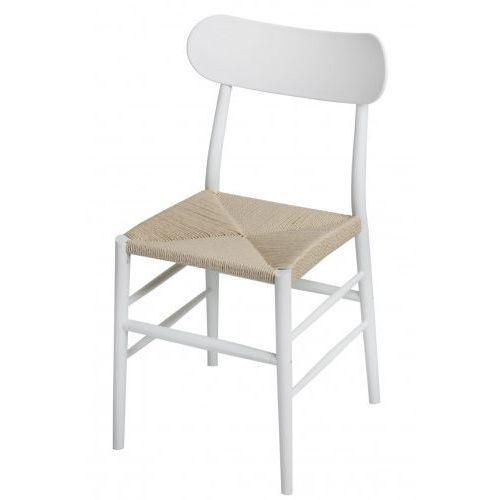 D2design Krzesło teo (białe) d2