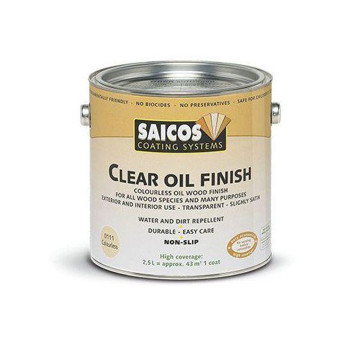 SAICOS 0111 CLEAR OIL FINISH LAZURA BEZBARWNA 0,75 L, 10300092_20160212121823