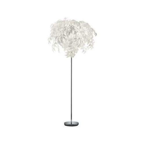 leavy lampa stojąca chrom, 3-punktowe - nowoczesny - obszar wewnętrzny - leavy - czas dostawy: od 3-6 dni roboczych marki Reality