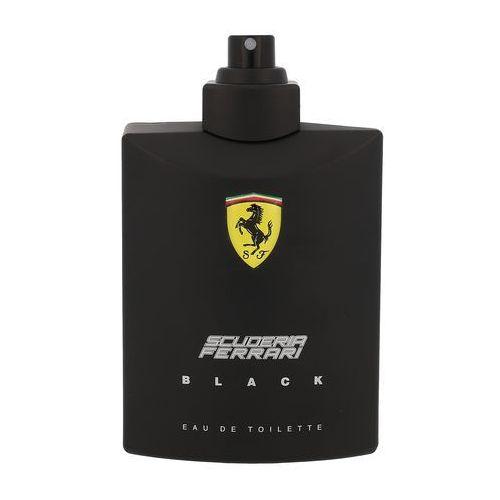 scuderia ferrari black 125ml m woda toaletowa tester marki Ferrari