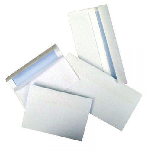 Koperta DL samoklejąca okno lewe biała 1000 szt. - X03443